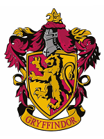 Gryffindor Emblem Wall Cut Out HARRY POTTER WIZARDING WORLD