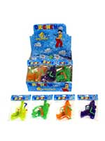 Water Gun 12cm - 4 Assorted Colours