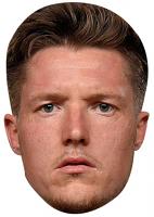 Wayne Hennessey Mask (Wales)
