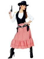 Western Belle Costume