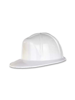 White Builders Hat