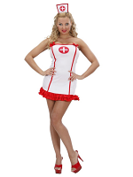 White Night Nurse (Dress Headpiece)