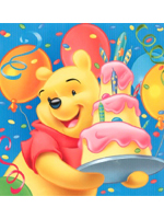 Winnie the Pooh Napkins.