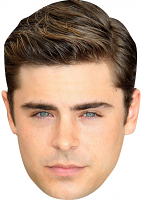 Zac Efron Mask