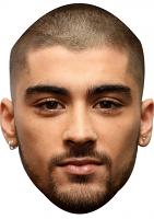 Zayn Malik Mask (Skin Head)