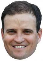 Zach Johnson Mask