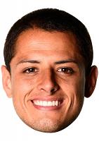Javier Hernandez Mask (Mexico)