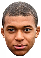 Kylian Mbappe Mask (France)