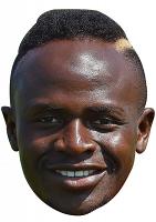 Sadio Mane Mask (Senegal)