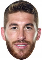 Sergio Ramos Mask (Spain)