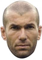 Zinedine Zidane Mask