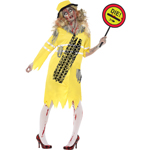 Zombie Lollipop Lady Costume
