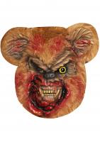 Zombie Teddy - Cardboard Mask