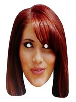 TOWIE Star Amy Childs Face Mask