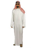 Arab Sheikh Costume  12345 *medium size *