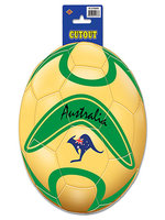 Australia Football Cutout