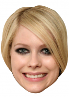 Avril Lavigne Mask
