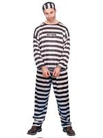 Convict Costume 1234