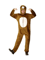 Bear Onesie Costume 12345