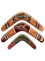 Australian Boomerang Cutouts
