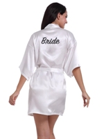 Wedding Dressing Gown