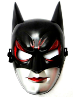 Cape Crusader Mask
