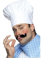 Chefs Hat in white