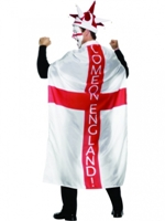 Come On England Supporters Cape