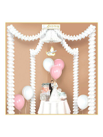 Congratulations Wedding Canopy