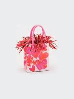 Balloon Weight Mini Handbag Hearts