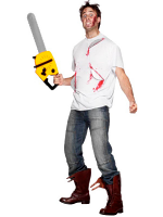 Chainsaw With Sound
