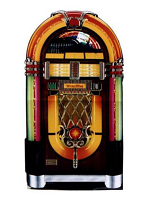 Wurlitzer Jukebox Cardboard Cutout