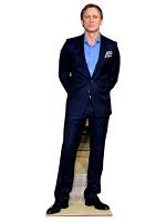 Daniel (Bond) Craig Cardboard Cutout