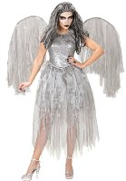 Dark Angel Costume 1234