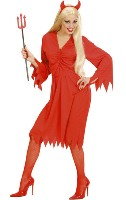 Devil Lady Costume 1234