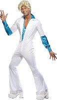 Disco Man Costume 12345