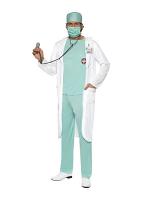 Doctor Costume 12345