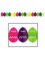 Easter Egg Paper Garland