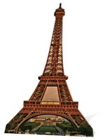 Eiffel Tower Large Cardboard Cut-Out