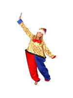 Fat Clown Costume (12345)