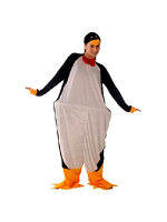 Fat Penguin Costume 12345