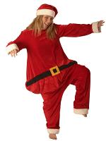 Fat Santa Costume