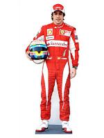 Fernando Alonso Cardboard Cutout