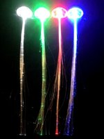 Light Up Fibre Optic Hair Braid