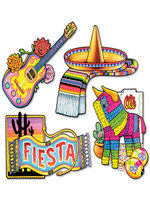 Fiesta Cutouts (4/pkg)