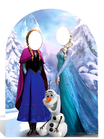 Frozen Stand-in (Children's Size)