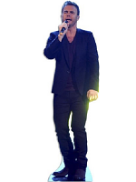 Robbie Williams Lifesize Cardboard Cutout