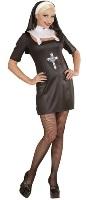 Gothic Nun Costume 1234