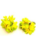 Hawaiian Flower Superior Bracelet/Anklet - Green