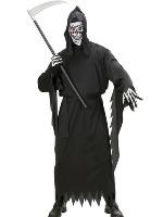 Grim Reaper Costume 1234